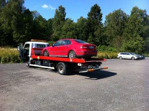 Skrota eller reparera bil i Partille